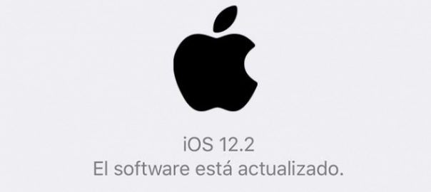 logo apple ios 12.2