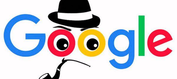 Imagen de google con gorro de hacker